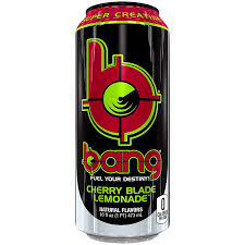 BANG CHERRY BLADE LEMONADE ENERGY DRINK 473ML