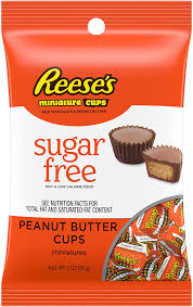 Reese's Peanut Butter Miniatures SUGAR FREE 150g