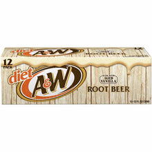 A & W Diet Root Beer 355ml