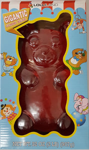 GIGANTIC GUMMI BEAR 907G