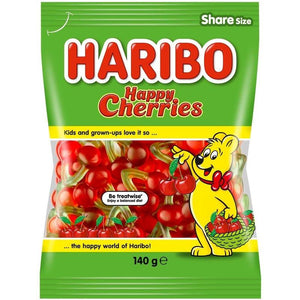 HARIBO Happy Cherries 142g