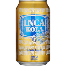 "Inca Kola ""The Golden Kola""355ml"