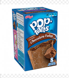 POP Tarts Frosted Chocolate Fudge 384g
