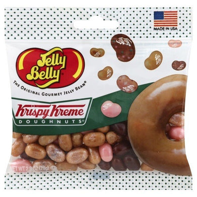JELLY BELLY KRISPY KREME JELLY BEAN 79G