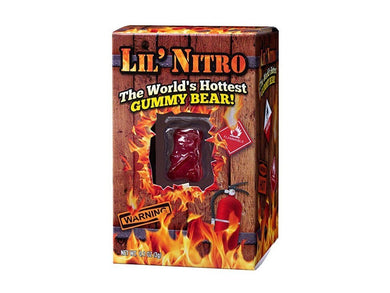 The World's Hottest Gummy Bear 3g
