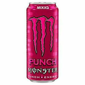 Monster Energy PUNCH + ENERGY 500ML