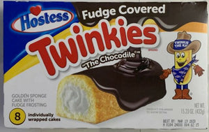 Hostess Twinkies Fudge Covered 432g