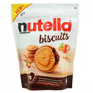 nutella Ferrero biscuits 304g