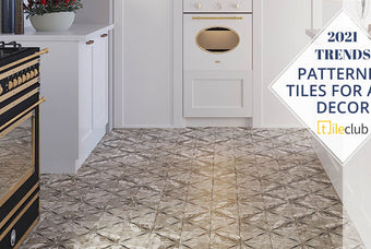 Patterned Tile Designs for a Decorative Home