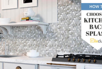 How to Choose Kitchen Backsplash Tile Behind the Stove