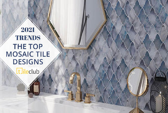 The Mosaic Tile Picks for 2021 Interior Design Trends