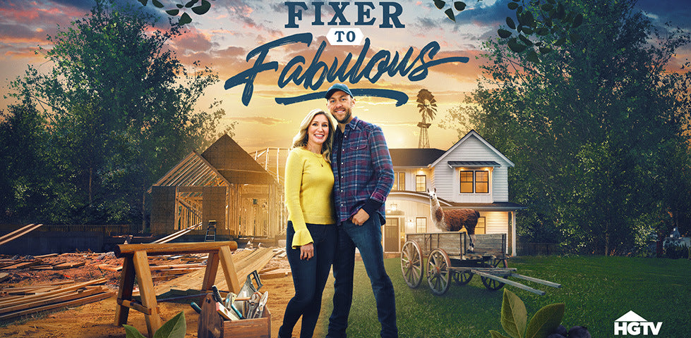 HGTV Fixer to Fabulous with Dave and Jenny Marrs