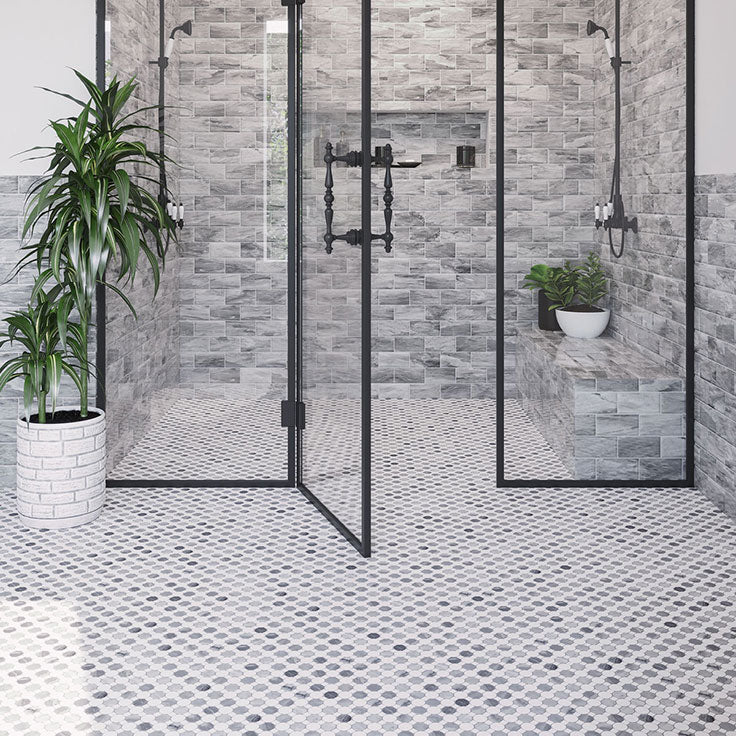 How to Design an Open Concept Bathroom and Curbless Shower