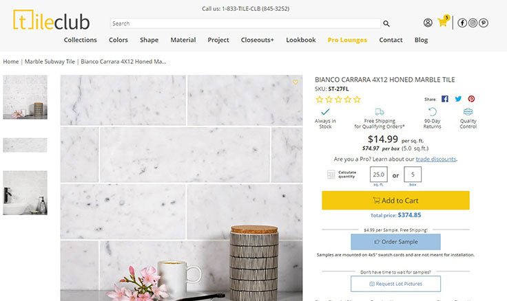 How to Find Out How Much Tile You Need