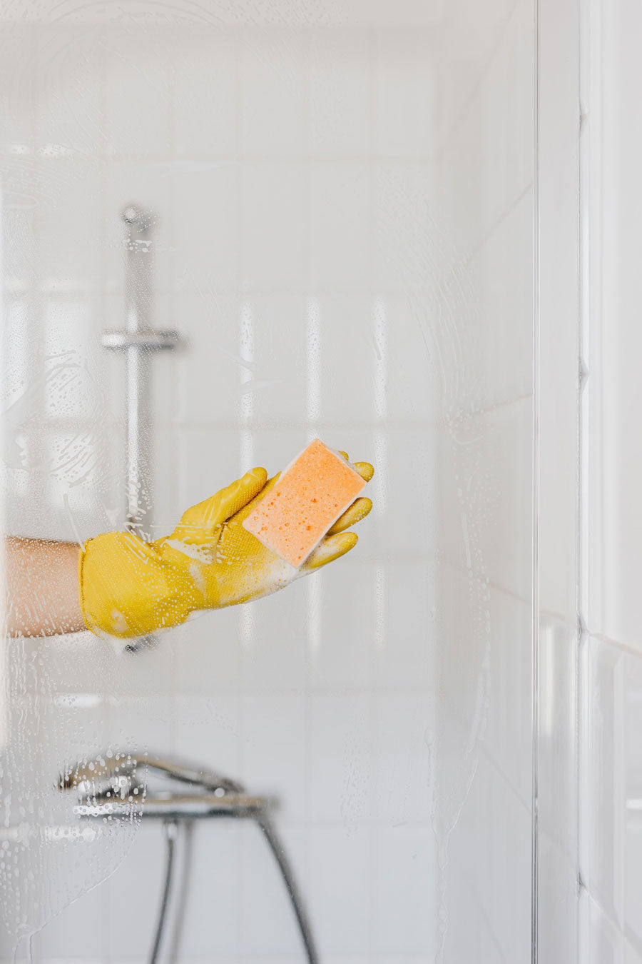 The Most Effective Methods for Removing Stains from  Marble Shower Tiles