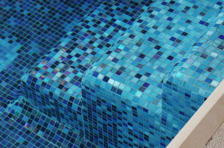 Mosaic Pool Tile Designs
