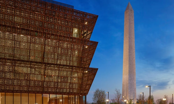 Smithsonian National Museum of African American History & Culture by McKissack & McKissack