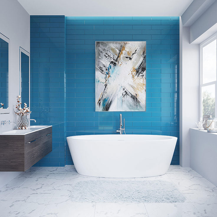 How to create a cohesive look for your bathroom remodel
