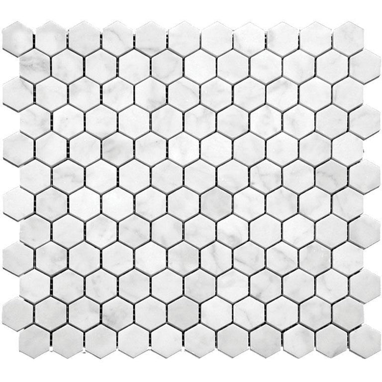 1 inch hexagonal tile