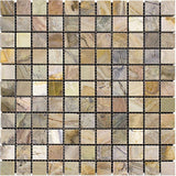 1X1 Fantasy Square Polished Marble Tile | Tile Club | Position1