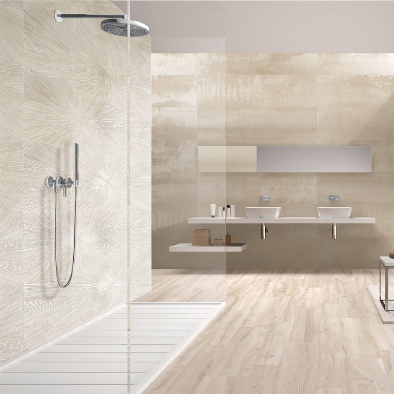 Ionic Sand Decor Impact B Rectified Porcelain Tile
