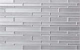 Linear mosaic tile
