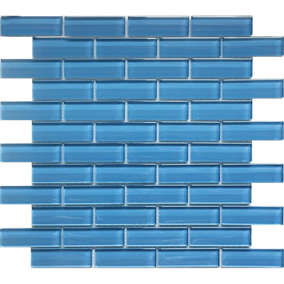 Sky Glass Brick Tile