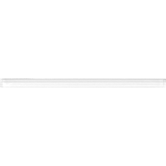 Ice White Glass Pencil Liner