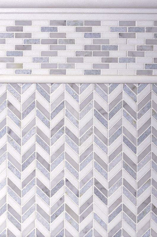 Mini Chevron Tile