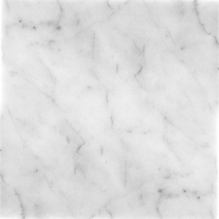 Bianco Carrara 12X12 Honed Marble Tile | Tile Club | Position1
