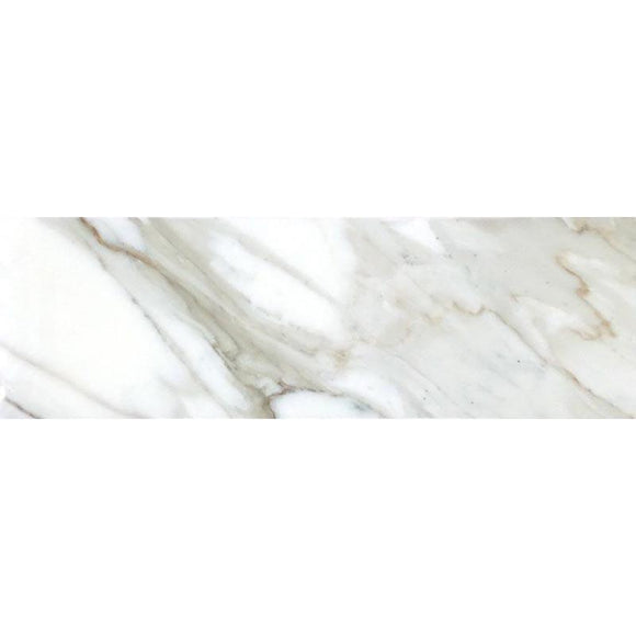 Calacatta Gold 4X12 Polished Marble Tile | Tile Club | Position1