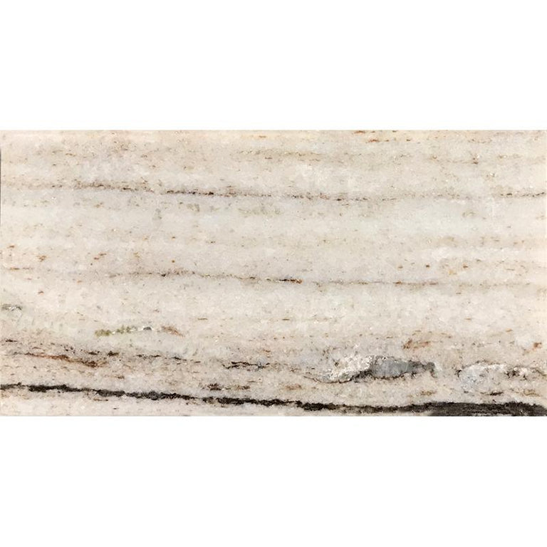 Tile Club | Desert Sand 3X6 Honed Marble Wall & Floor Tile position: 1