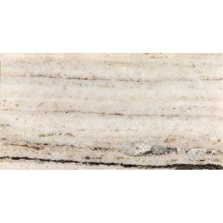 Tile Club | Desert Sand 3X6 Polished Marble Tile position: 1