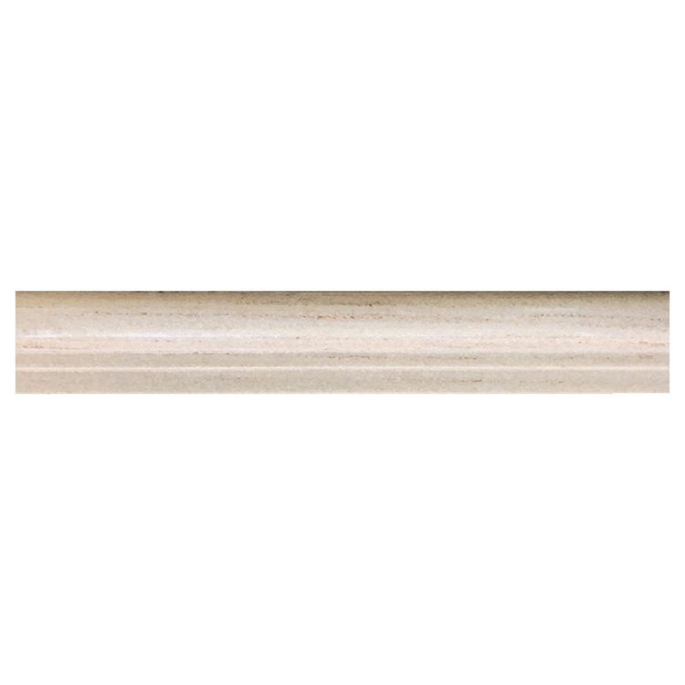 Desert Sand Marble Chair Rail Polished | Tile Club | Position1