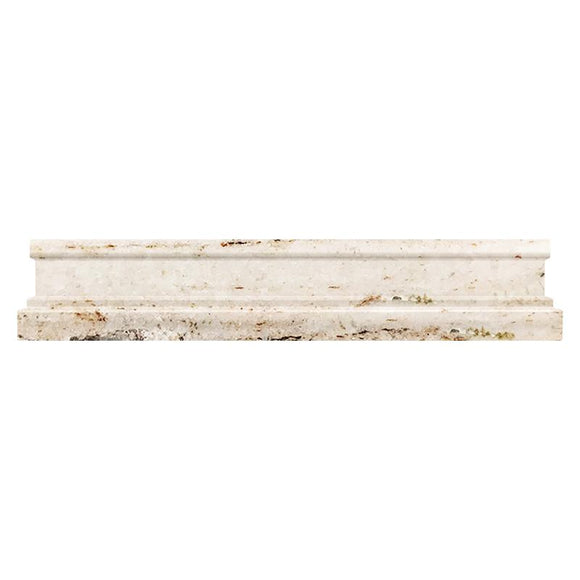 Desert Sand Marble Nova Chair Rail Polished | Tile Club | Position1