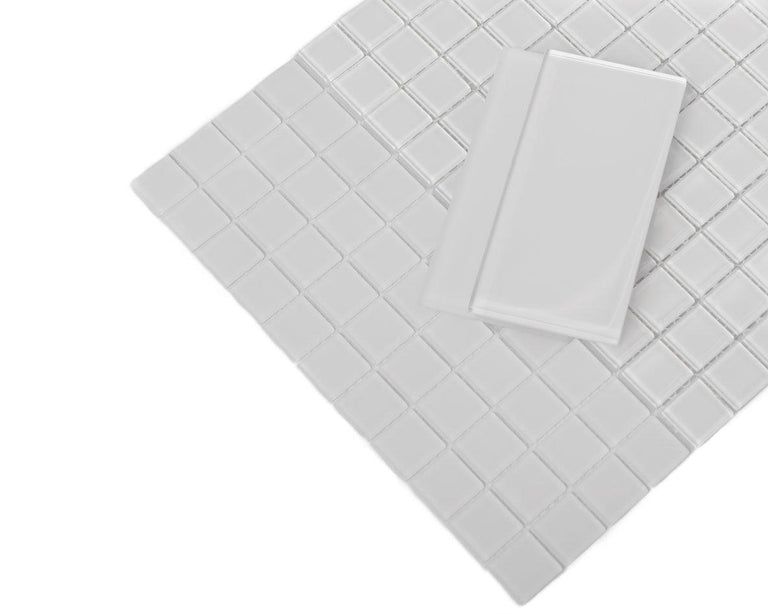 3x16 Glass Subway Tile For Kitchen|Tile Club