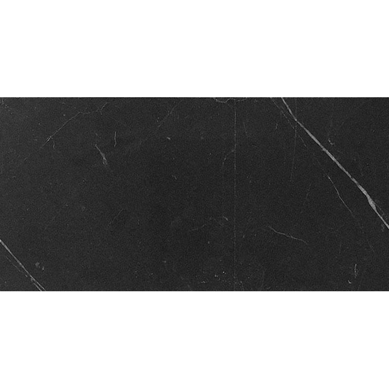 Tile Club | Nero Marquina 3X6 Honed Marble Wall & Floor Tile position: 1