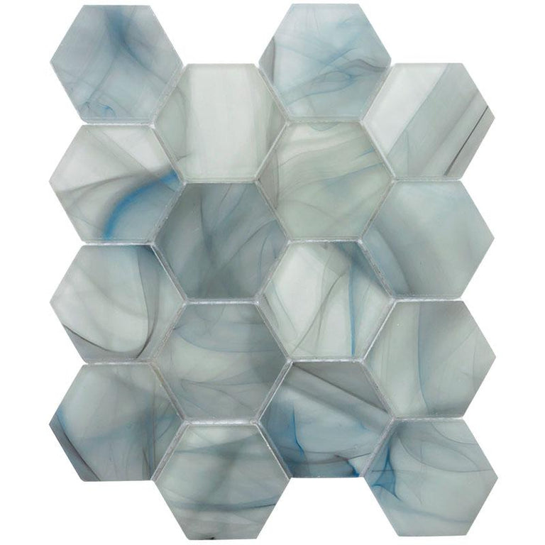 Blue Glass Tile
