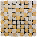 travertine tile sheets