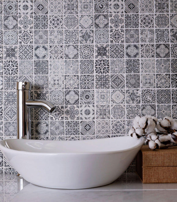 spanish mosaic tile