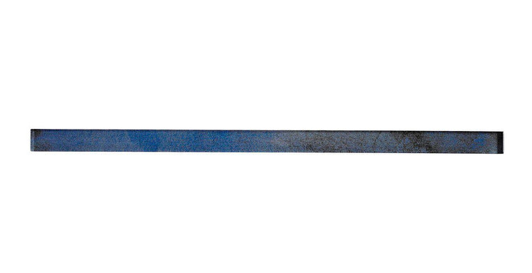 Stardust Blue Pencil Glass Molding Position: 1
