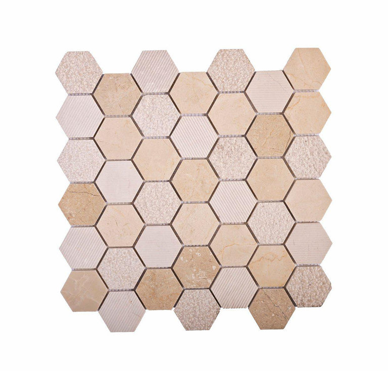 Hexagon Tile Texture|Honeycomb Ceramic Tile