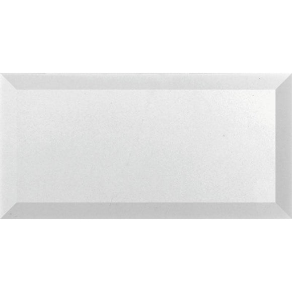 Thassos White 3X6 Beveled Marble Tile | Tile Club | Position1