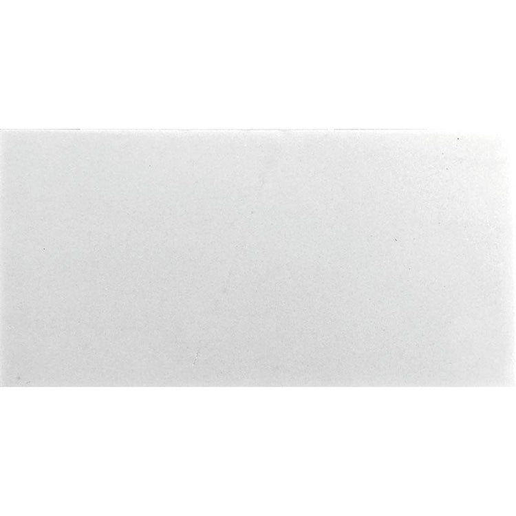 Tile Club | Thassos White 3X6 Honed Marble Wall & Floor Tile position: 1