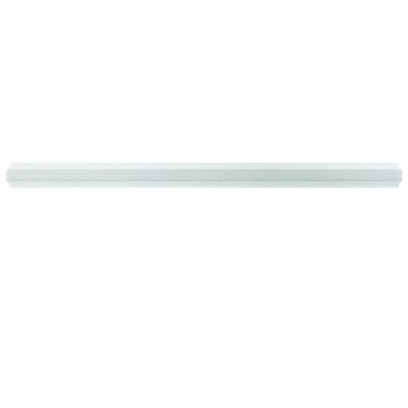 Thassos White Marble Nova Pencil Liner Polished | Tile Club | Position1