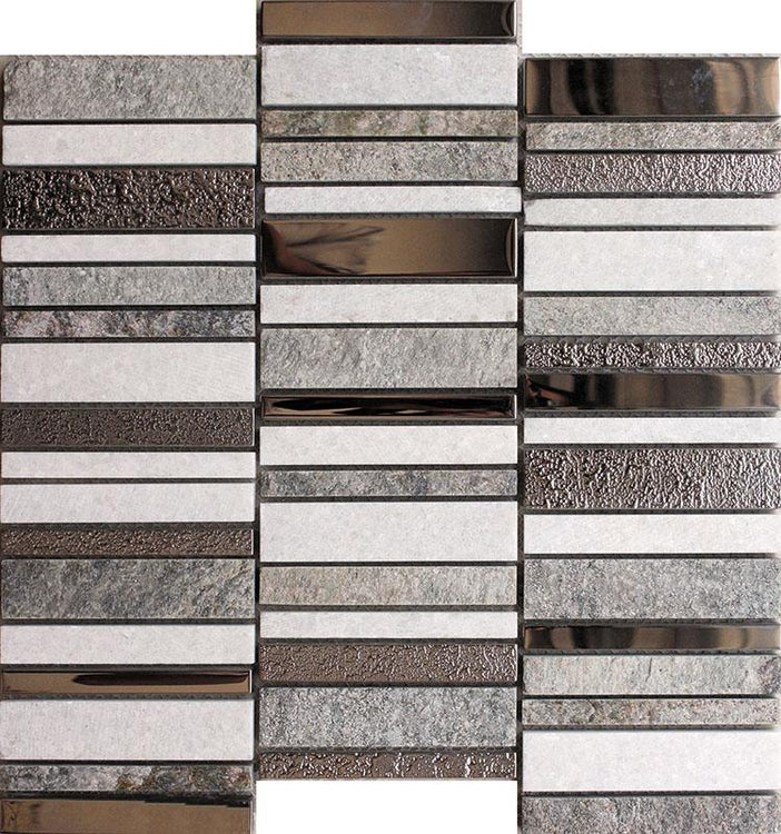 quartz mosaic tile