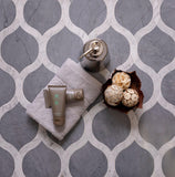 Marble Lantern Tile Floor| Tile Club