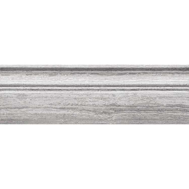 Wooden Beige Marble Baseboard Polished | Tile Club | Position1