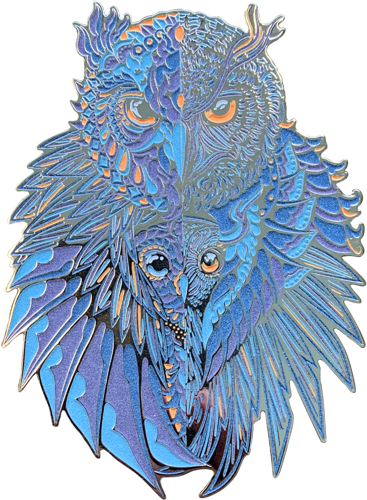 Neptune Guardian Owl (Edition of 75)