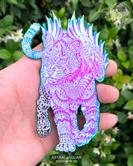 Astral Jaguar Pin (Edition of 35)